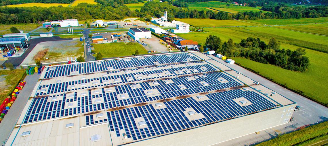Grüne Energie in Markt Allhau